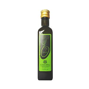 Olio Extravergine di Oliva Bottiglia 0.25L, bottiglia olio di oliva, olio 100% italiano
