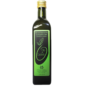 Olio Extravergine di Oliva Bottiglia 0.50L, bottiglia olio extravergine, olio di oliva italiano